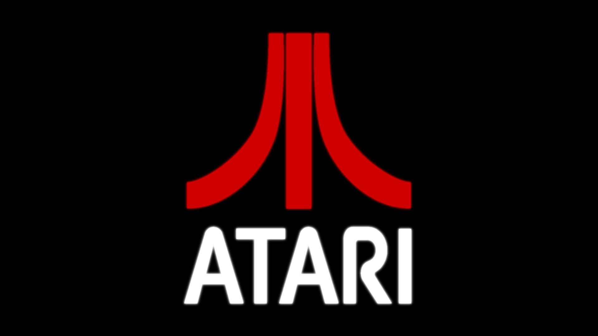 Atari Logo Atari Retrogaming Atari Video Games Computer Video Games Retro Gaming