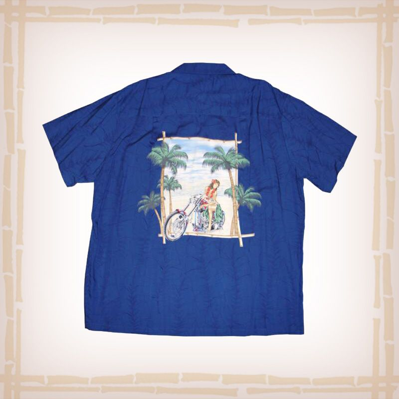 "37d710a7 FREE SHIPPING – EVERY ORDER, EVERY DAY! Paradise Found Hawaiian Shirt  ""Island Chopper"