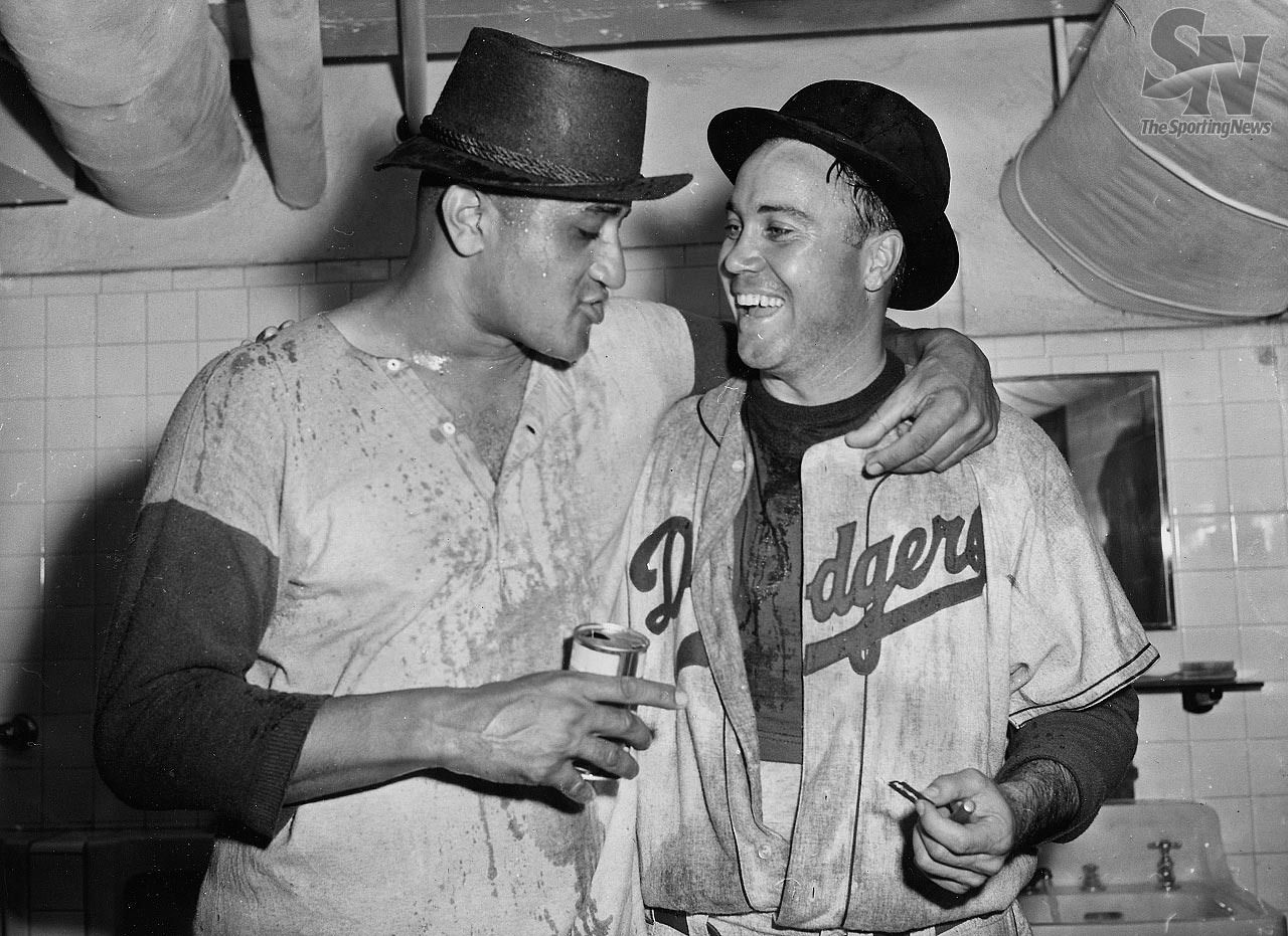 DON AND DUKE Brooklyn Dodgers Don and Duke Snider