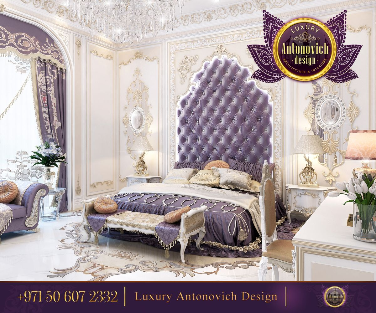 Beautiful dressing room design in dubai by luxury antonovich design - Beautiful Bedroom Design To Inspire You Absolute Favourite Http