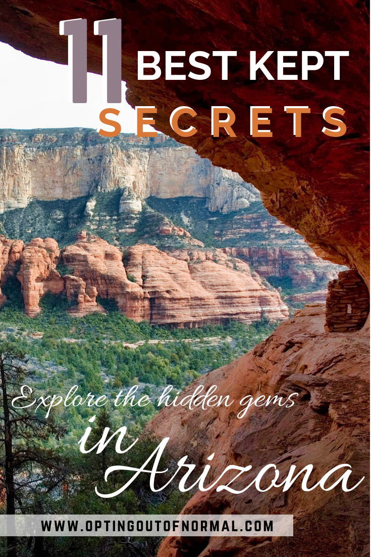 Off the Beaten Path in Arizona - Opting Out of Nor