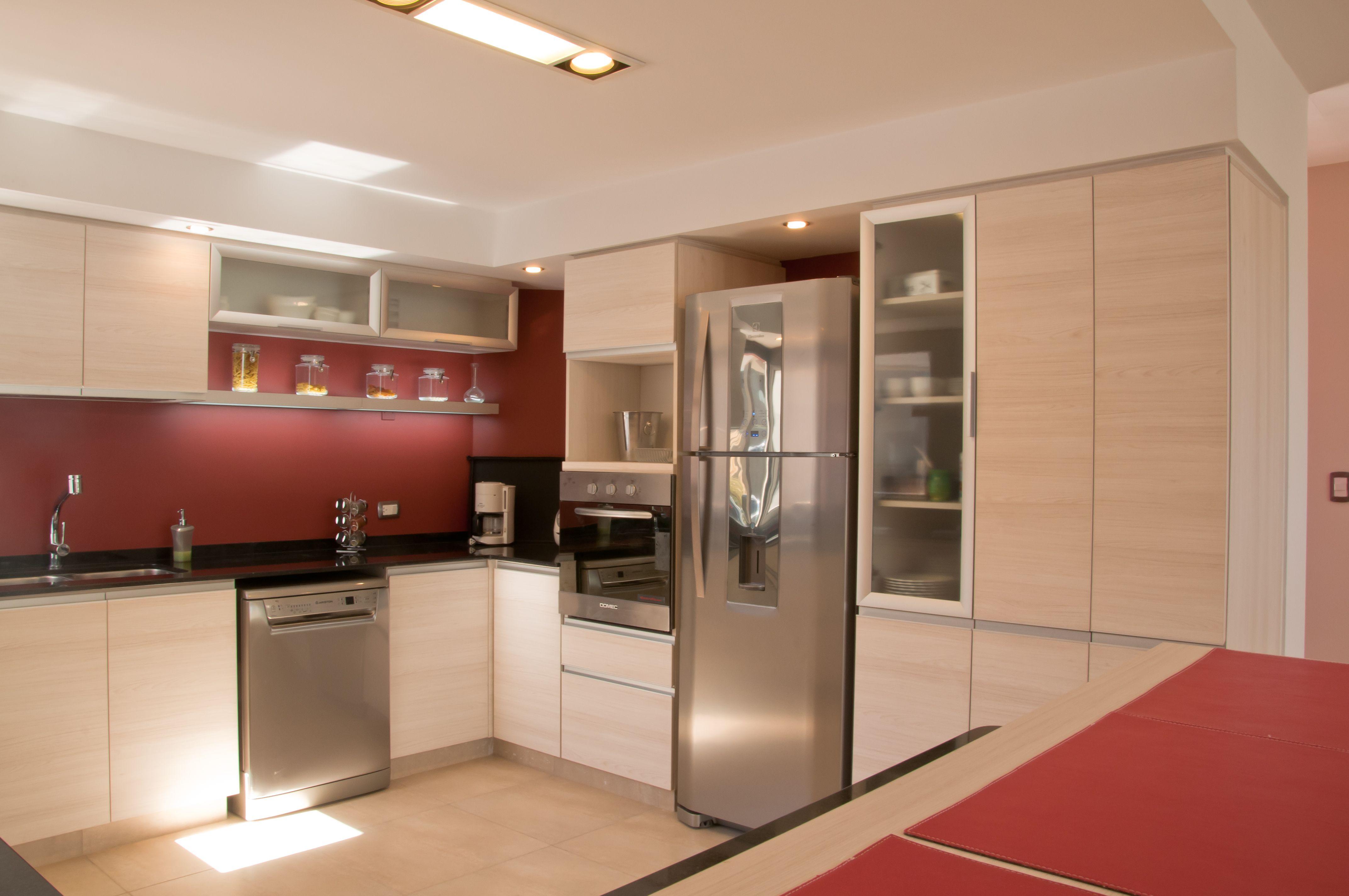 muebles de cocina fabricados a medida en mdf cocinas
