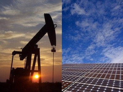 National Bank of Abu Dhabi: Even at $10 per barrel, oil can't match solar on cost