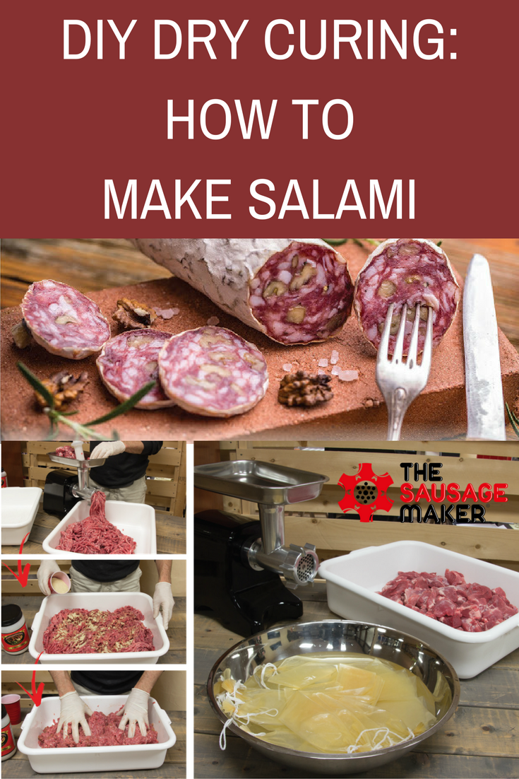 Dried sausage at home: a recipe 59