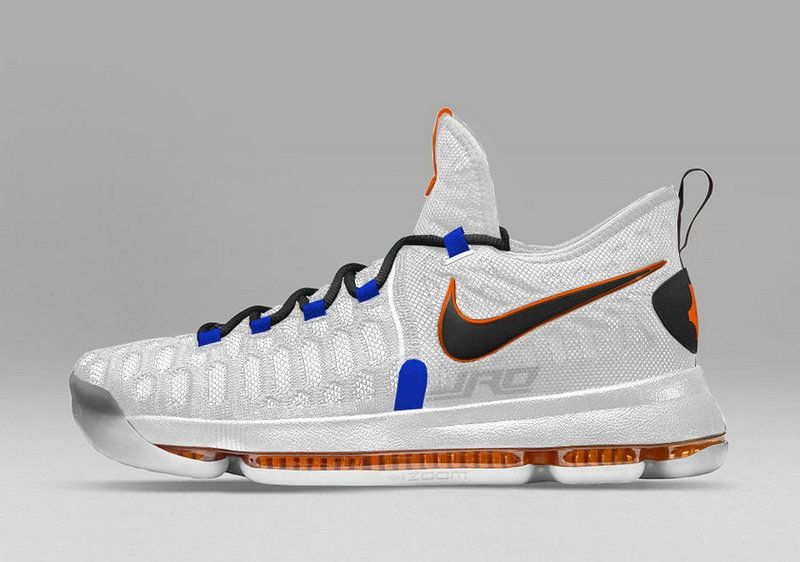 new style 6c5ed 9f6dc KD 9 Official Flyknit OKC Home