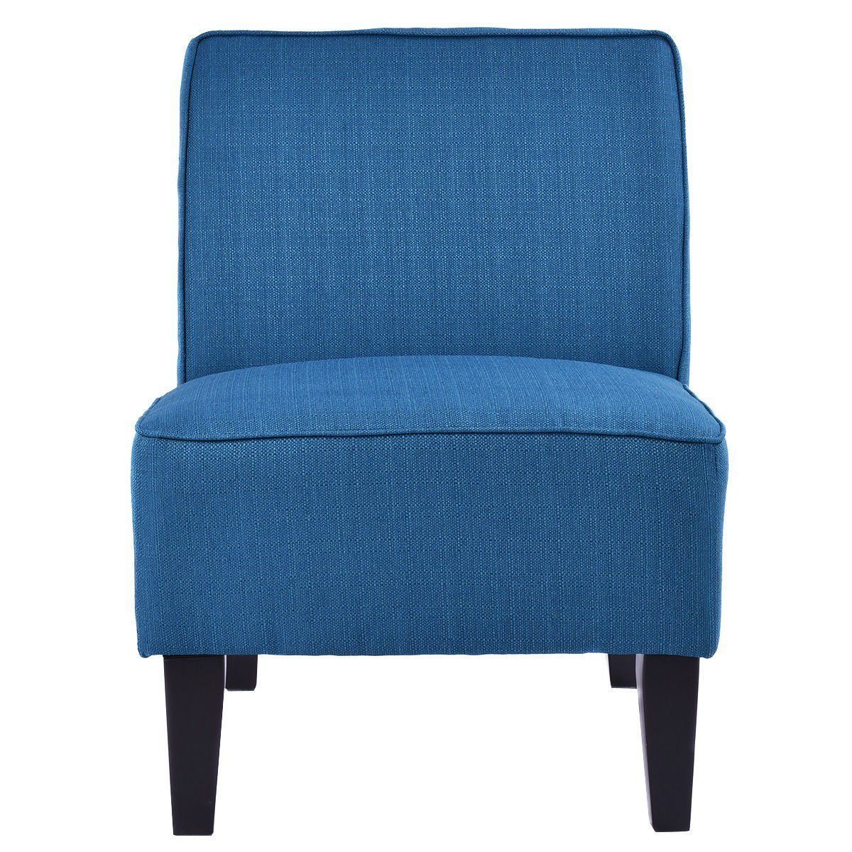 Giantex Deco Solids Accent Chair Armless