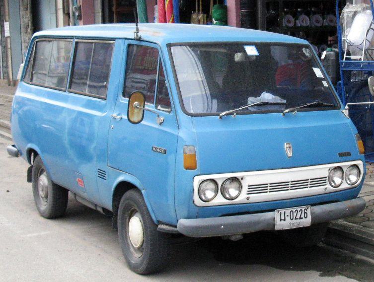The History Of Toyota Hiace - The First Generation | Toyota