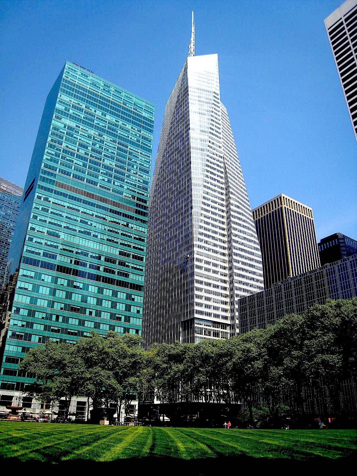 Breathtakingdestinations New York City City Skyline City