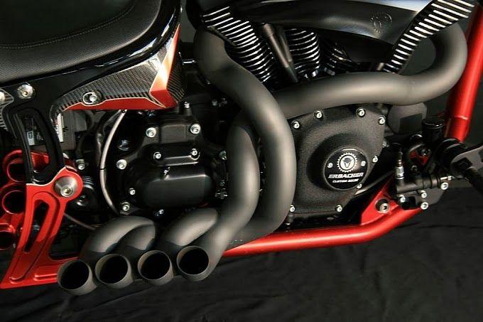 motorcycle exhaust custom motorcycles