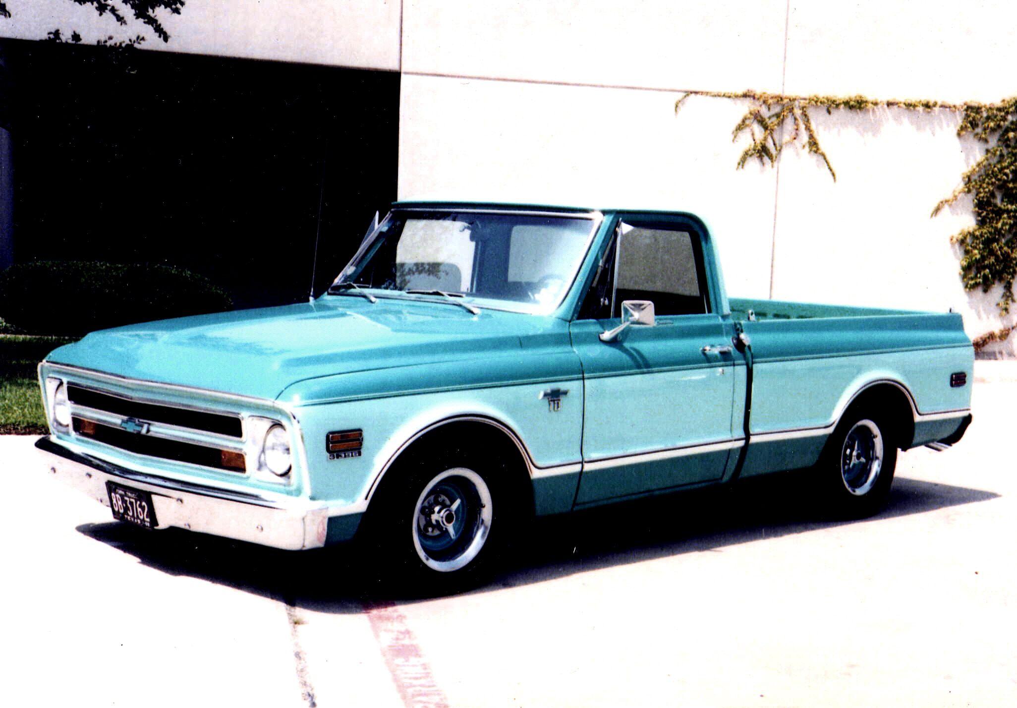 1968 C10 1968 Chevrolet C10 San Gabriel 91776 0 Classic