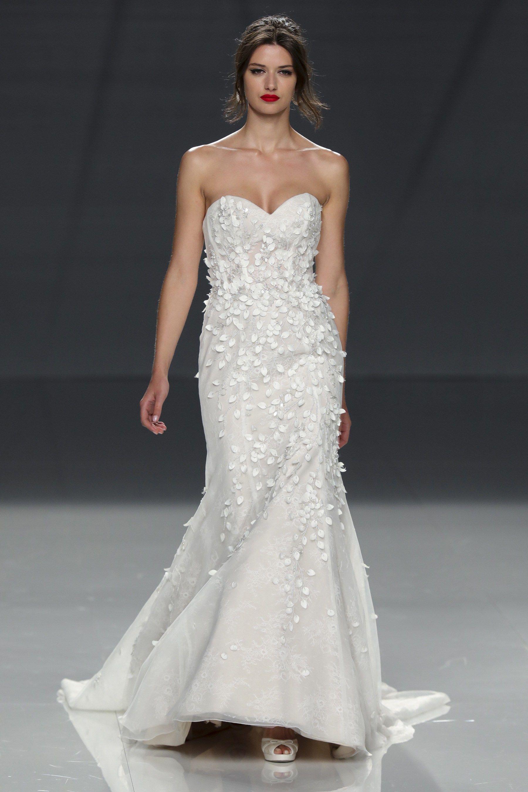 Demetrios spring bridal fashion show the impression ss