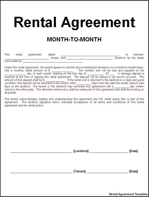 Agreement Template  Shital Chand