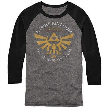 New product alert Zelda Hyrule King... find it here http://shop.boroughkings.com/products/zelda-hyrule-kingdom-raglan-t-shirt?utm_campaign=social_autopilot&utm_source=pin&utm_medium=pin