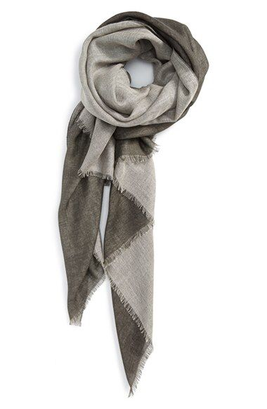 Nordstrom Nordstrom Cashmere & Silk Scarf available at #Nordstrom ...