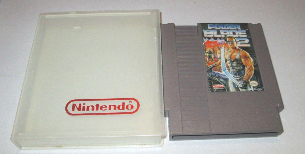 Power Blade 2 (Nintendo NES, 1992)