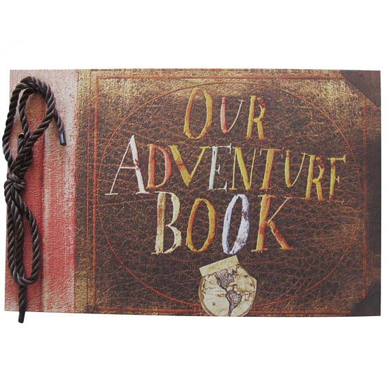 As seen in disney pixars up movie for sale is a do it yourself diy as seen in disney pixars up movie for sale is a do it yourself diy our adventure book photo album notebook scrapbook this item is great photo solutioingenieria Image collections