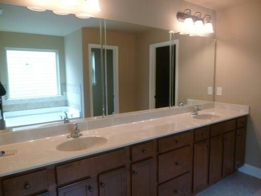 3593 Fallen Oak Drive | Oak, Bathroom vanity, House