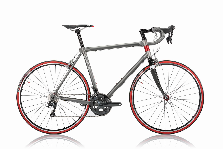 Custom Bicycle Gallery Circa Cycles Portland Ore Steel Bike