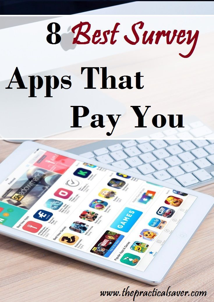"""8 Best Survey Apps That Pay You"" post lists apps that one"