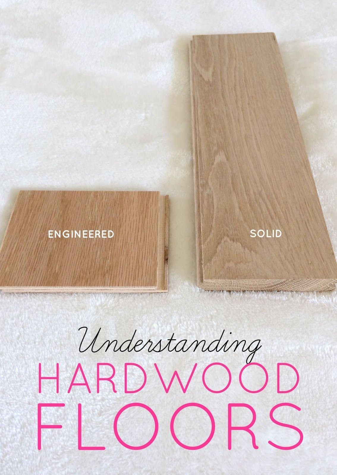 Understanding Different Types Of Hardwood Flooring Engineered Vs