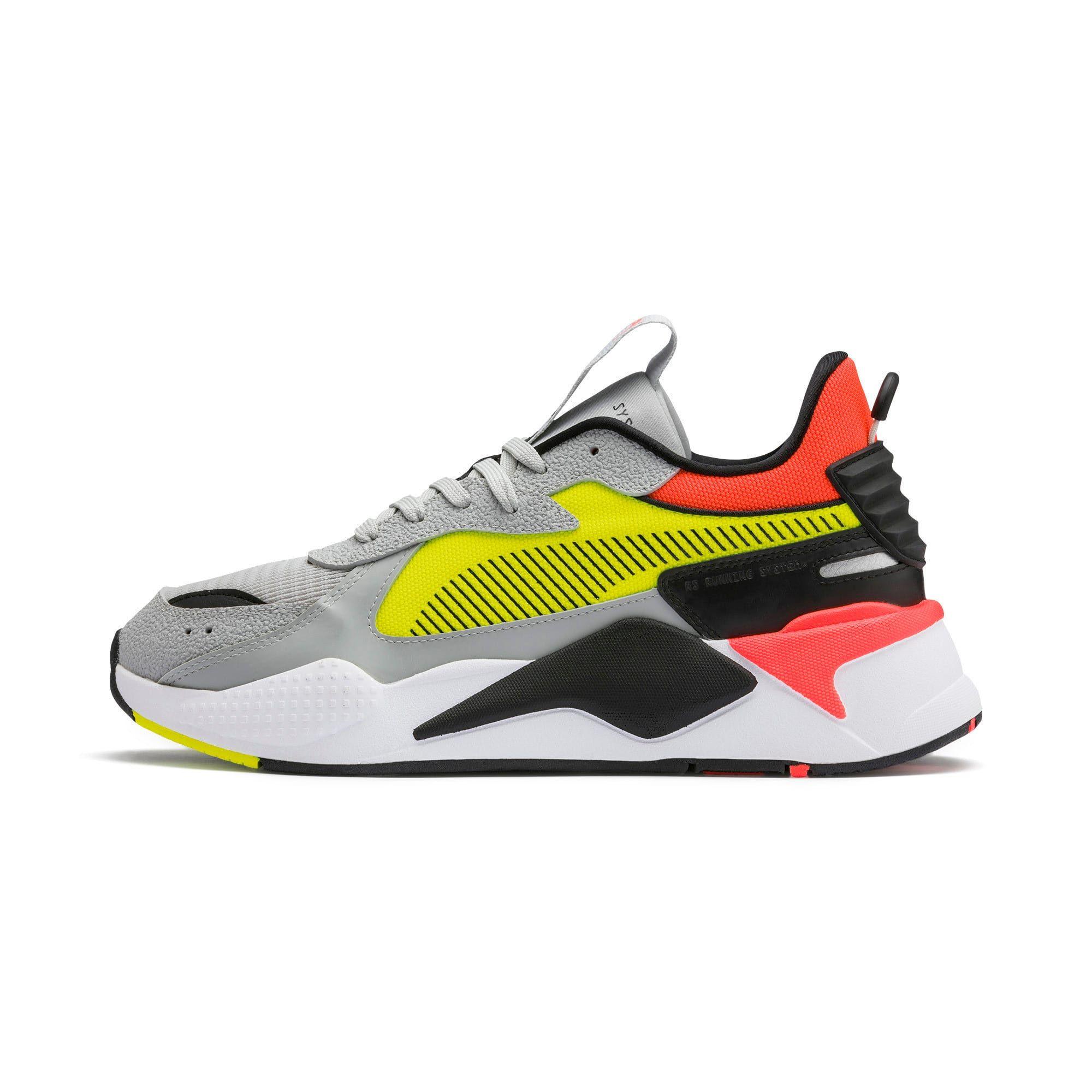 Basket RS-X Tracks Drive   Plastic heels, Puma mens, Trainers