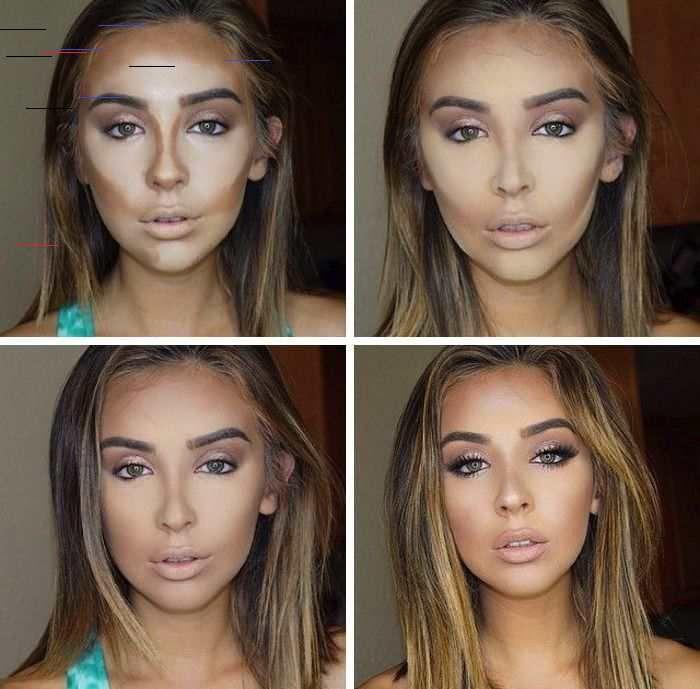 Photo of ▷ 1001 + Ideen für ein perfektes Make-up: Schminken für Anfänger – Edeline …