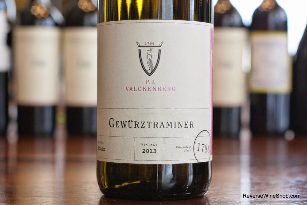 Best White Wines Under $20 - Valckenberg Gewurztraminer - Get Your Gewurtz On