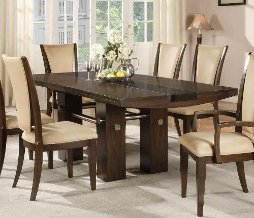 Beverly Dining Table By Alpine Furniture 819 00 Rectangular