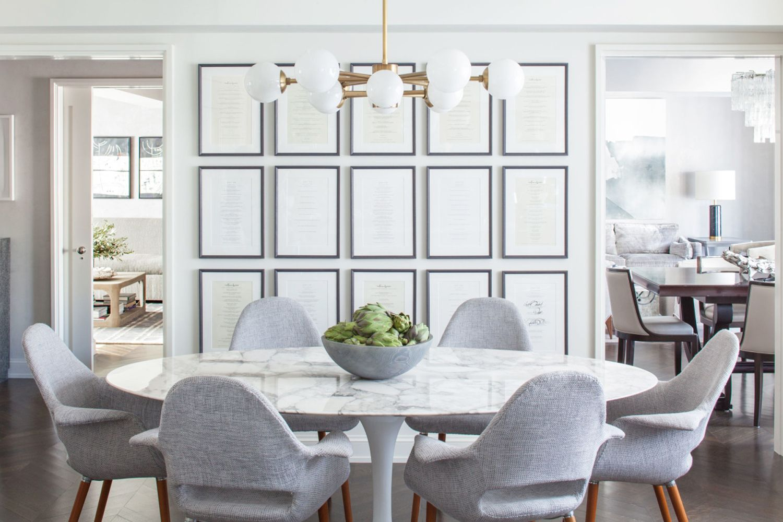 5 Simple Ways To Brighten Up A Dark Room Saarinen Dining Table