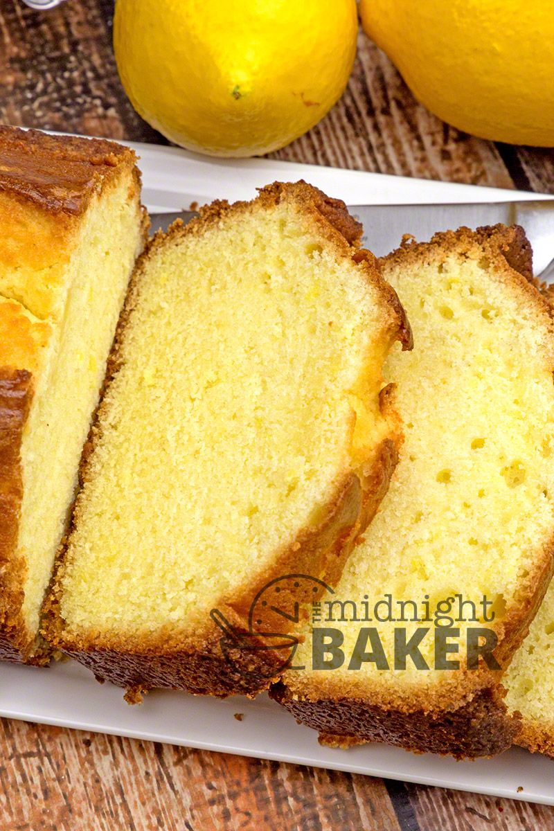 Love sara lee pound cake youll love this easy copycat