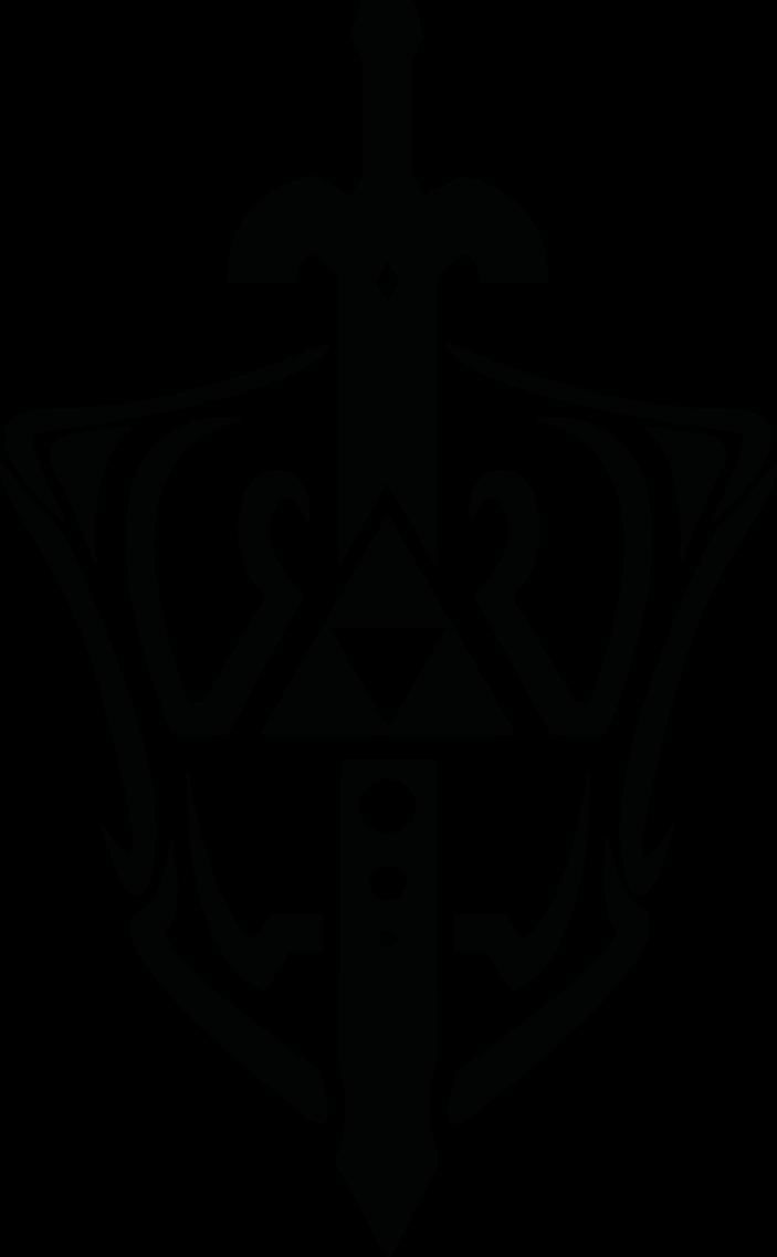 Triforce And Master Sword 2 By Dassutran D4pom9b Png 703 1137 Zelda Tattoo Legend Of Zelda Tattoos Shield Tattoo