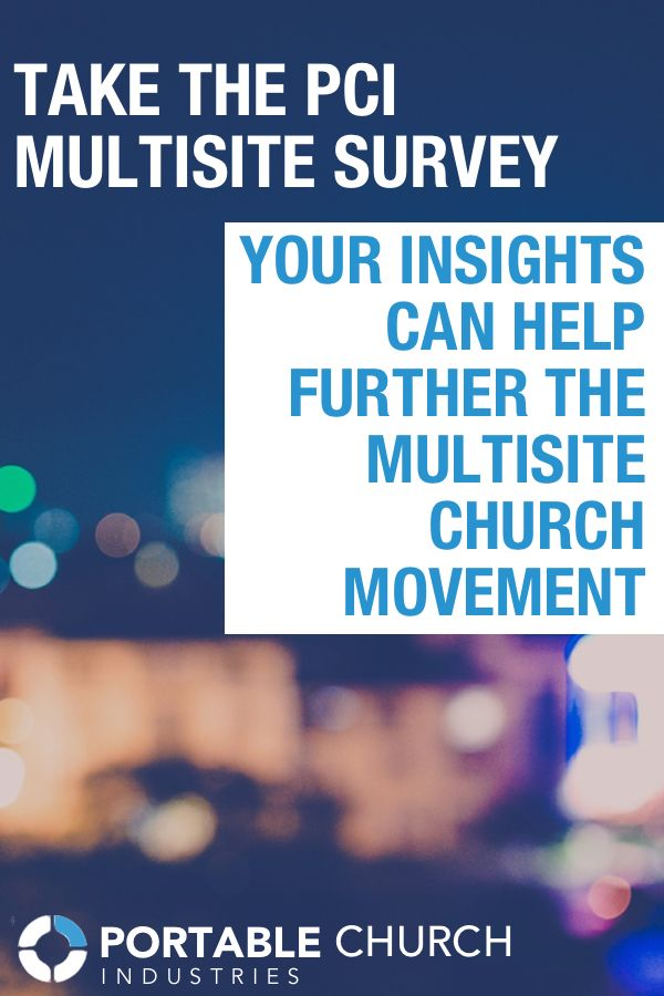 Industrial Youth Group Rooms: Are You A Multisite Church Leader? Take Our Multisite