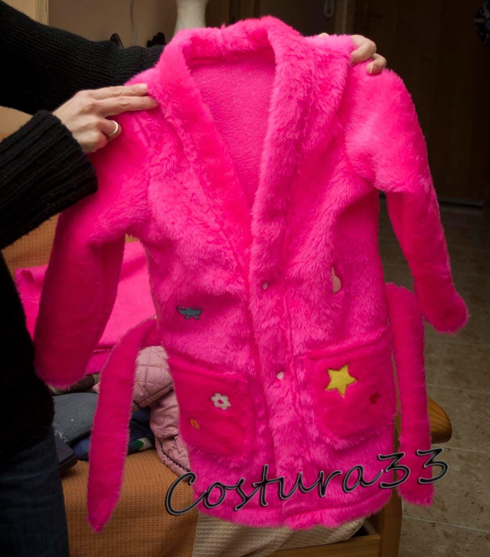 Costura33: Bata para niña