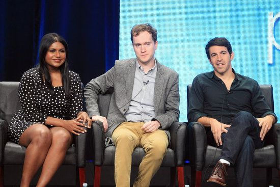The Mindy Project at the TCA!