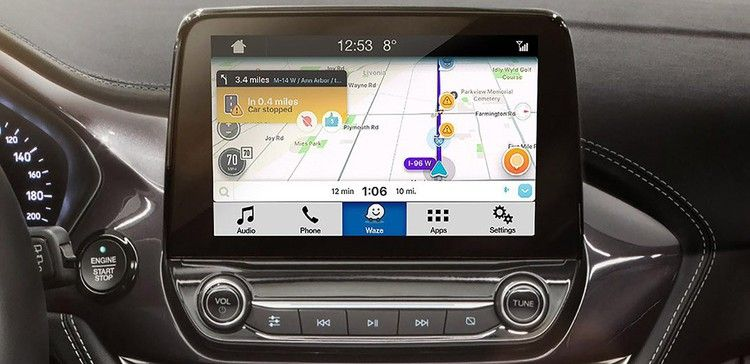 Waze Announces In Car Mapping For Ios Users W Ford Sync 3