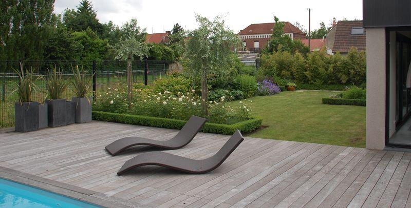 Épinglé par Bernard COURTOY sur Jardins contemporains | Pinterest ...