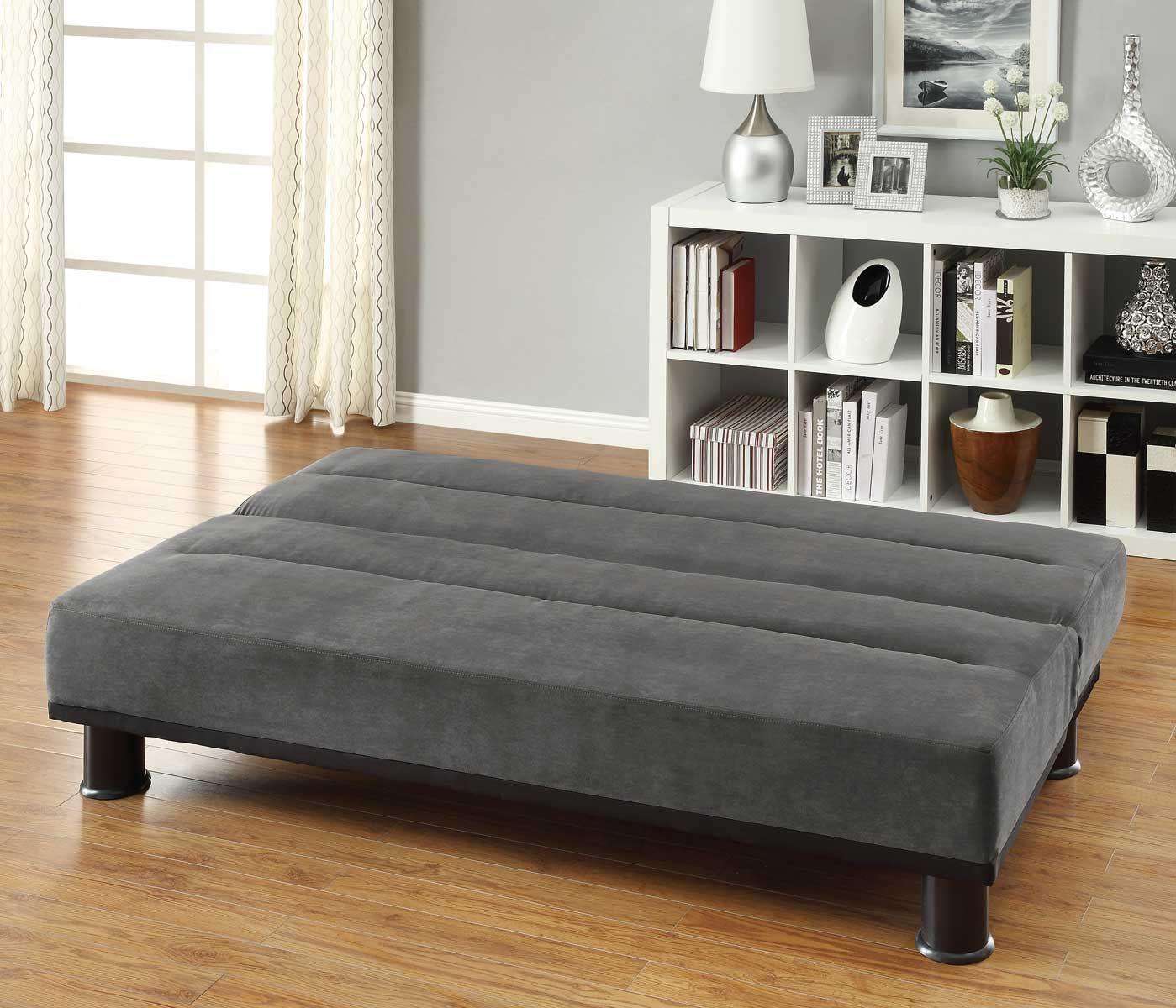 Homelegance Callie ClickClack Sofa Bed Graphite Grey