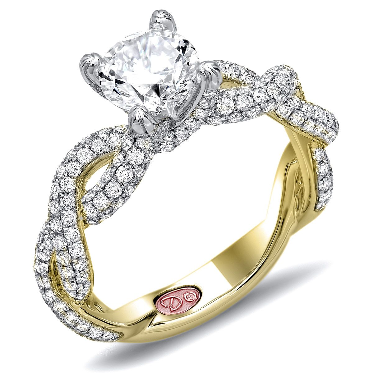 The 15 Most Beautiful Wedding Ring Designs | Gold engagement rings ...