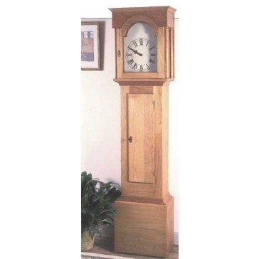Woodworker's Journal Shaker Tall Clock Plan | Rockler Woodworking and Hardware