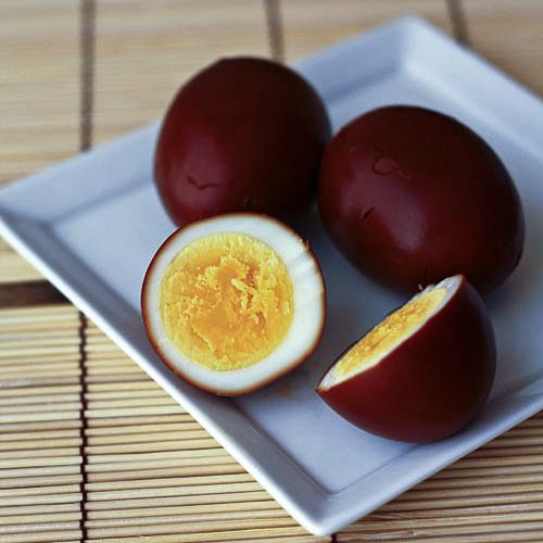 Soy Sauce Eggs (Shoyu Tamago) | Recipes to Cook | Pinterest | Sauces ...