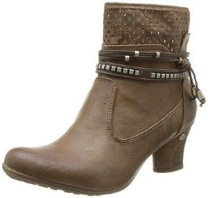gt; 1156503 shoes Pinterest Mustang Boots lt; Femme shoes aznZxxFXwq