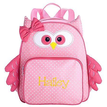 Little Critter Backpacks