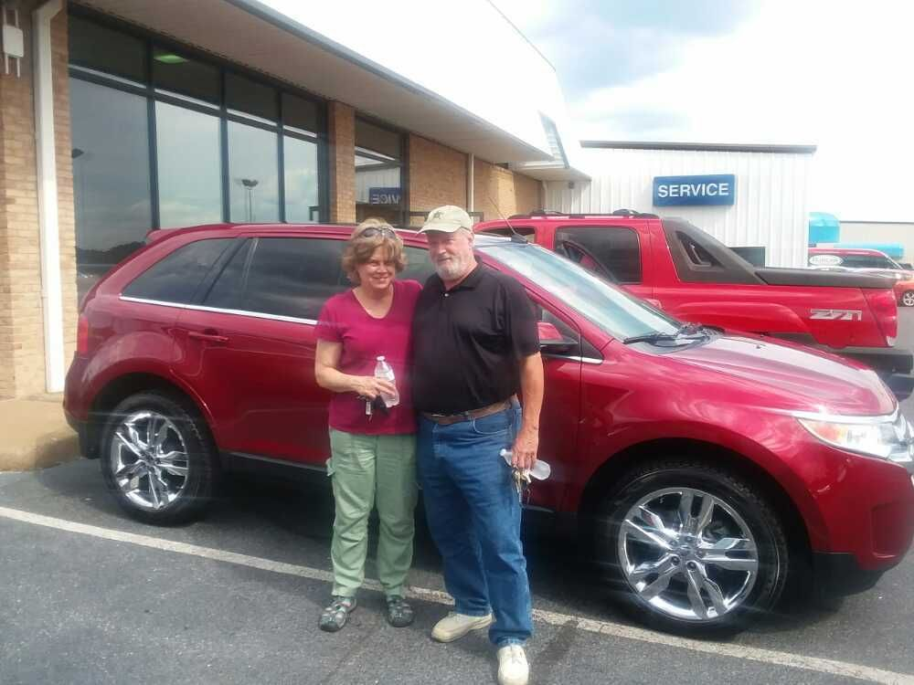 Congratulations Jordan Family On The Purchase Of Your  Ford Edge Welcome To The Duncan
