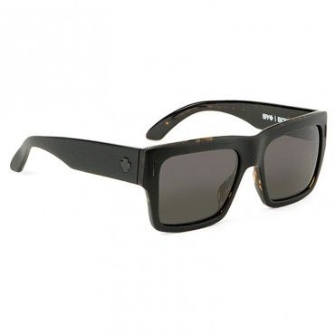 f107911a2bb Spy Mens Sunglasses Bowery Matte Black Tortoise Grey Green Anteojos De Sol