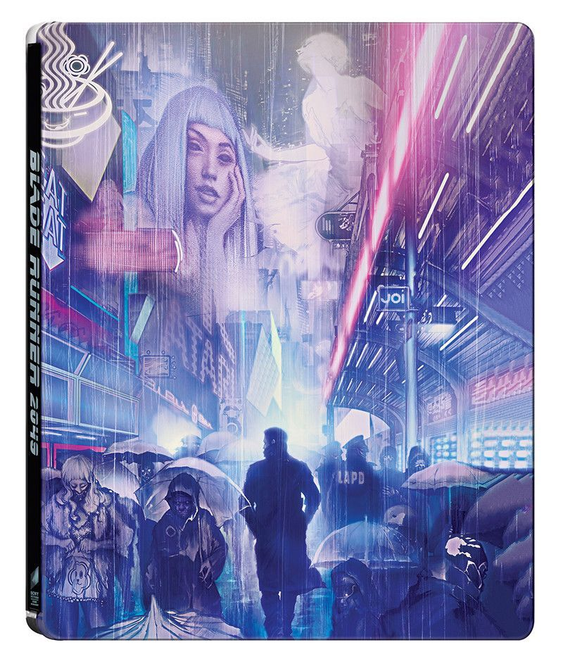 Blade Runner 2049 Art Beautiful Blade Runner 2049 3d Steelbook Mondo Artwork Korean Market Of... - #beautiful #blade #mondo #runner #steelbook - #BladeRunner