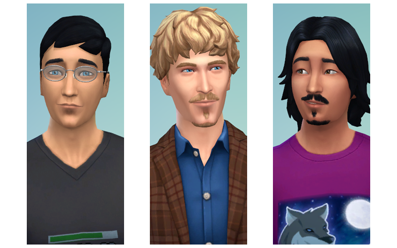 """The Curious Family """"In search of truth and    - The Sims 4"""