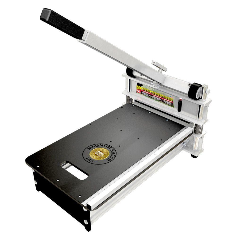 Bullet Tools 13 In Magnum Laminate Flooring Cutter For Pergo