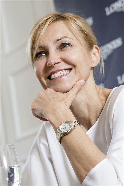 Ingeborga Dapkanaite - Longines Elegance ambassador