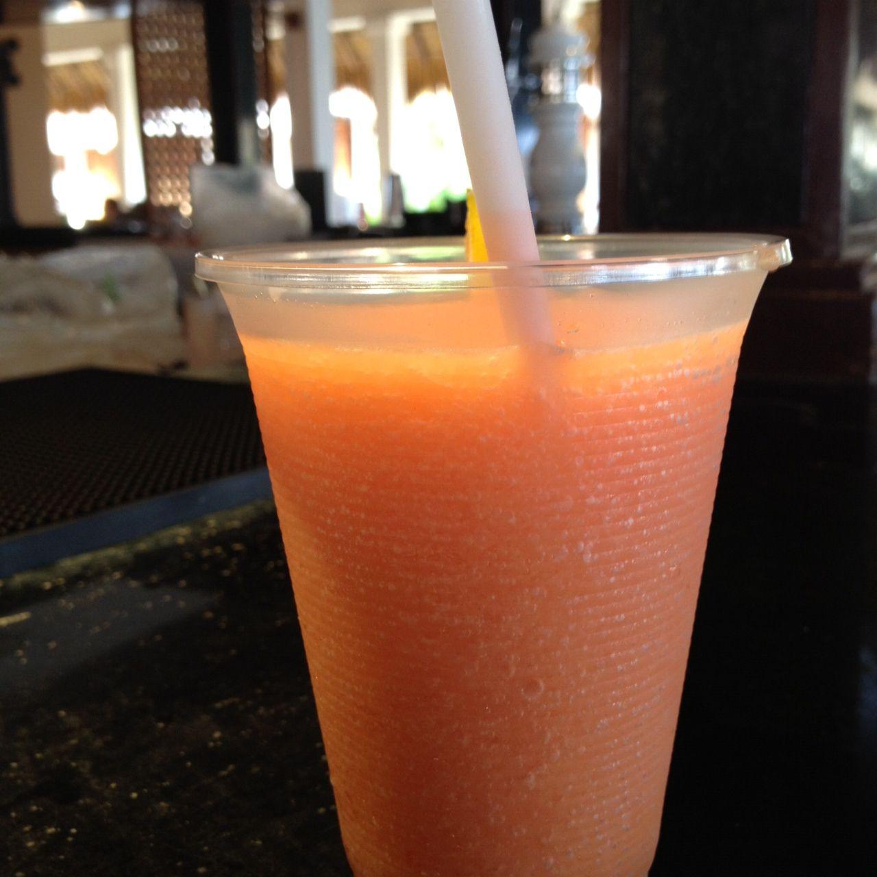 Fruity Cool Drink #smirnoffsorbet