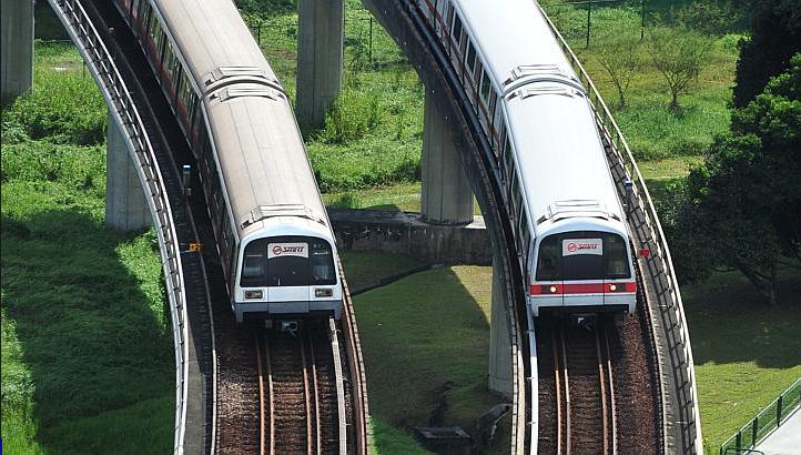 Mrt Trains Singapore Singapore Food Guilin